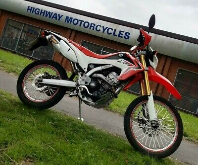2013 Honda CRF250L Road Legal Excellent Condition Nice Extras Fitted