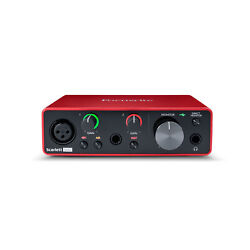 Kyпить Focusrite Scarlett Solo 3rd Gen USB Audio Interface на еВаy.соm