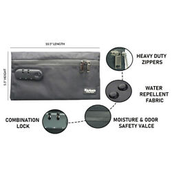 Kyпить Kashmir Smell Proof with Combination Lock Odor Proof Stash Case Container Pouch на еВаy.соm