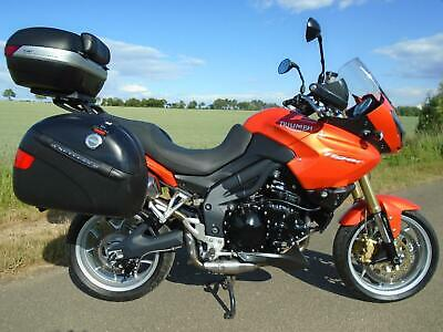 2008 Triumph Tiger 1050 Full luggage Part ex/ Credit/debit cards welcome