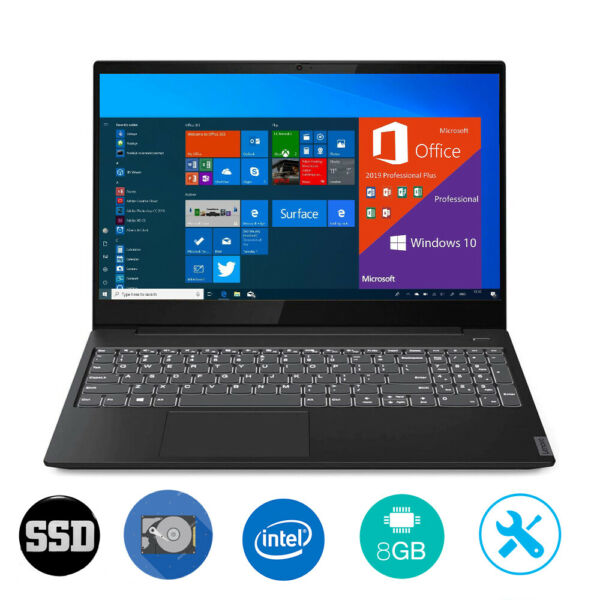 Notebook Lenovo pc portatile Intel 15,6