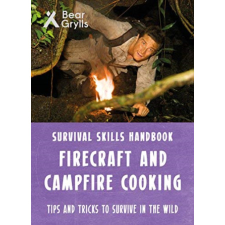 img-Bear Grylls Survival Skills: Firecraft & Campfire Cooking BOOK NEW