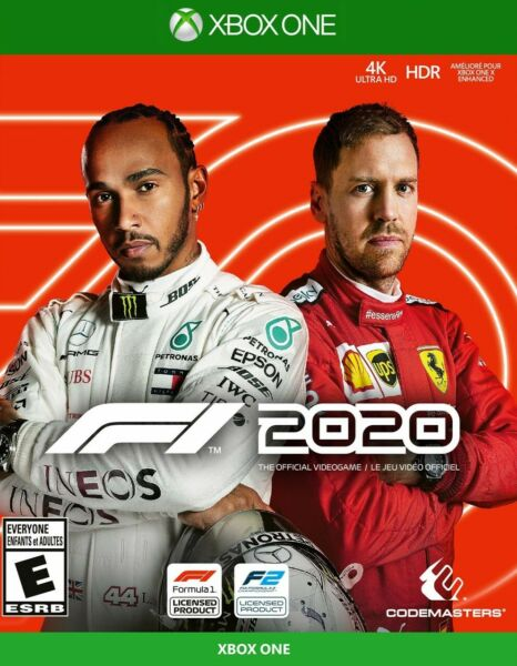 F1 2020 - Seventy Edition [XBOX][XBOX ONE] NO CD / (Digital Download)