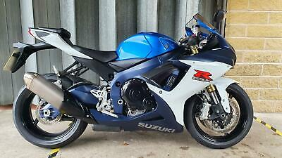 Suzuki GSXR750 L1, 2012, 17,230 Miles, Beautiful Condition, 1 Owner