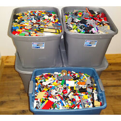 Kyпить LEGO 1 Pound - Bricks Parts & Pieces mixed Bulk Lot BUY 5 lb get 1 more lb FREE на еВаy.соm