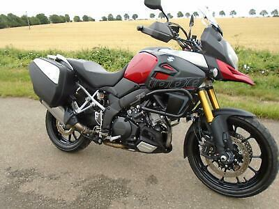 2014 (64) Suzuki DL1000 V Strom Low mileage 1 owner Part ex welcome