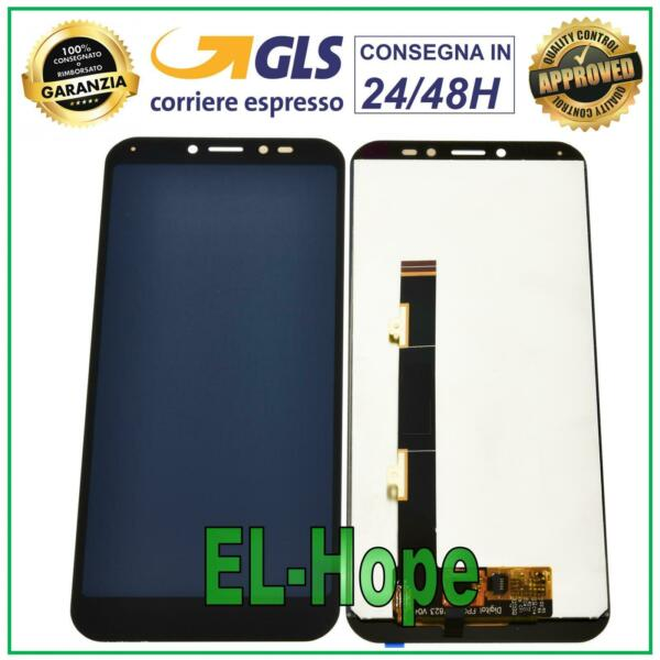 DISPLAY LCD ALCATEL 1S 2019 OT 5024 5024D 5024F TOUCH SCREEN SCHERMO 5.5