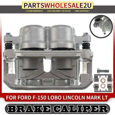Front Left Brake Caliper w/ Bracket for Ford F-150 2009 Lobo 2009 2010 2011-2014