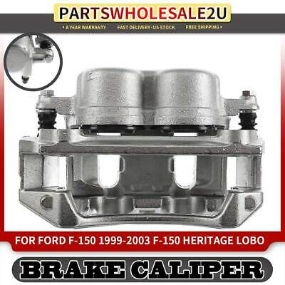 Front Right Brake Caliper with Bracket for Ford F-150 Lobo Lincoln Blackwood
