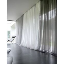 Kyпить Solid White Sheer Window Curtain Voil In ALL Sizes - NEW ARRIVAL SALE!!! на еВаy.соm