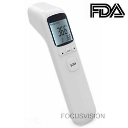 Kyпить Medical NON-CONTACT Body Forehead IR Infrared Digital Thermometer Adult Baby  на еВаy.соm