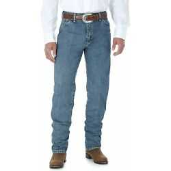 Kyпить Wrangler Men's George Strait Cowboy Cut Original Fit Jean, Greyed Denim на еВаy.соm