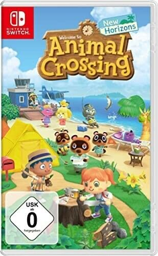 ANIMAL CROSSING : NEW HORIZONS- Compte Primaire NINTENDO SWITCH
