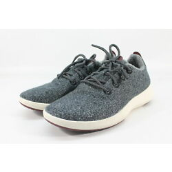 Kyпить Allbirds Men's Wool Runner Mizzles Natural Grey/Cream Sole Shoes NW/OB на еВаy.соm