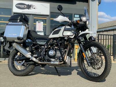 2018 ROYAL ENFIELD HIMALAYAN ABS 6899 MILES - ASK FOR VIDEO!
