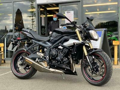 2016 TRIUMPH STREET TRIPLE ABS 7420 MILES - ASK FOR VIDEO!