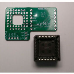 GBS8200 to ESP8266 adapter kit for custom firmware