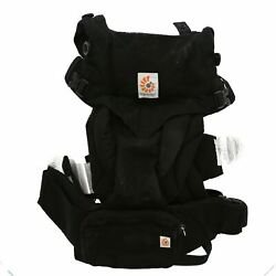Kyпить USE Ergobaby 7 - 45 lbs Omni 360 All Carry Position Baby Carrier in Pure Black на еВаy.соm