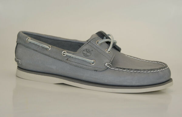 AllemagneTimberland Classic 2-Eye Chaussures Bateau  Hommes A1FI6