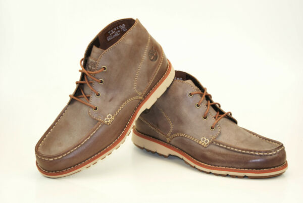 Allemagne Brewstah Deconstructed Chukka Bottes Taille 40 US 7 Chaussures Hommes