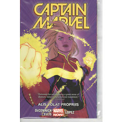 Captain Marvel by Kelly Sue Deconnick (2015, Trade Paperback) VOL 3