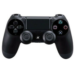Kyпить Brand New PlayStation PS4 Sony Dualshock 4 Wireless Controller Jet Black In Hand на еВаy.соm