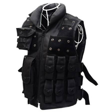 img-Military SWAT Police Tactical Vest CS Paintball Airsoft Combat Hunting Assault