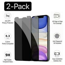 Kyпить iPhone X XS XR XS Max 11 12 Pro Privacy Anti-Spy Tempered Glass Screen Protector на еВаy.соm