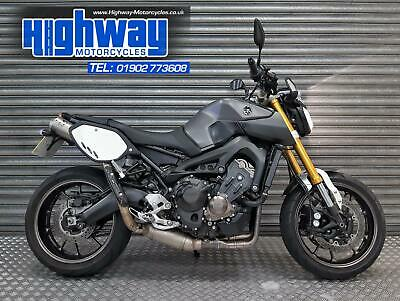 2016 Yamaha MT-09 Sport Tracker Stunning Condition with Warranty & 12 Month MOT