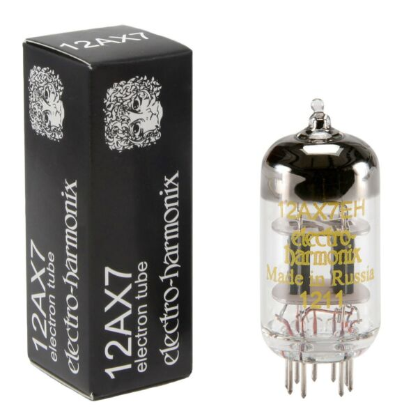 Allemagne-Harmonix 12AX7 Eh Tube n Tube