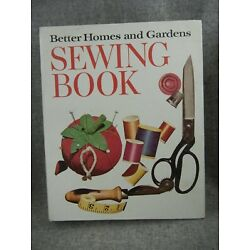 Kyпить Better Homes & Garden Sewing Book 5 Ring binder and dividers Vintage 1970 на еВаy.соm