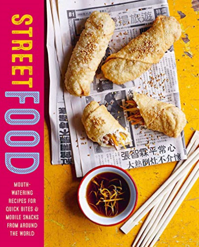 GroßbritannienStreet Food ( Recipes For Quick Bites And Mobile Snack... BOOKH NEU