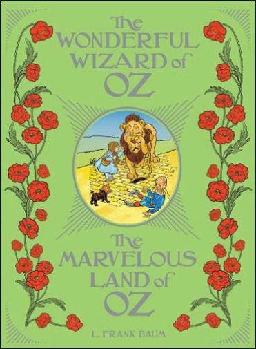 GroßbritannienL Frank Baum-Wonderful Wizard Of Oz / The  Land Of Oz BOOKH NEU