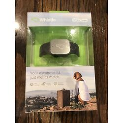 Kyпить New Whistle GPS Pet Tracker System Activity Monitor Missing Strap And Manual на еВаy.соm