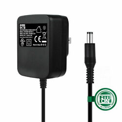 UL 5ft AC Adapter for Electro Harmonix Iron Lung Vocoder Holy Grail Pedal Power