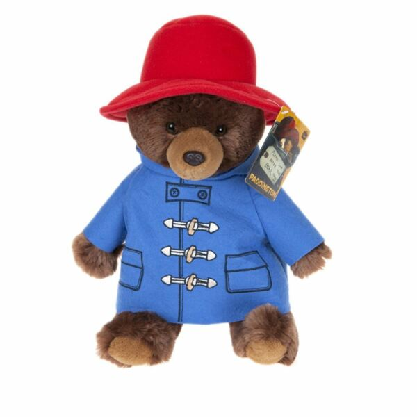 Royaume-Uni30.5cm Paddington Bear Peluche Officiel  Ours 30cm - 467090