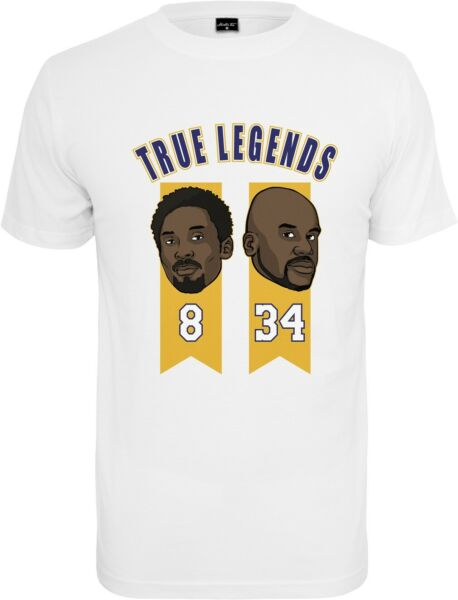 AllemagneMister Tee T-Shirt  Legends 2.0 Tee White