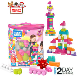 Kyпить New Mega Bloks First Builders Big Building Bag Toys for Toddlers Growing Minds на еВаy.соm
