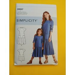 Kyпить Sewing Pattern --Mother & Daughter Dresses S9057 на еВаy.соm