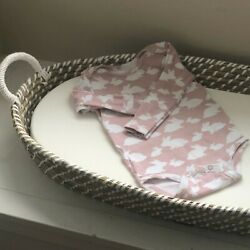 Kyпить Baby Changing Basket - All Natural Hand Made - Seagrass - Fairtrade Sustainable на еВаy.соm