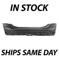 Kyпить NEW Primered - Rear Bumper Cover Replacement for 2017-2020 Nissan Rogue 17-20 на еВаy.соm