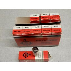 National Electronic 6AN5 5726 Vacuum Tubes (8) Untested NOS