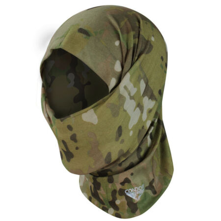 img-CONDOR MULTI-WRAP SCARF STRETCHABLE HEADWEAR MATERIAL FACE PROTECTION MULTICAM