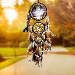 Kyпить Dream Catchers Wolf Style Dream Catcher Feathers Wall Home decor Decor Ornament на еВаy.соm