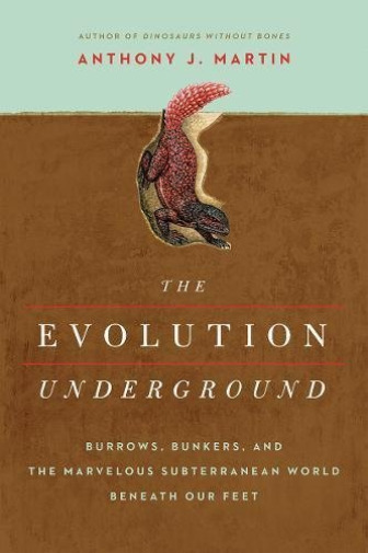GroßbritannienMartin-Evolution Underground - Burrows, Bunkers, And The  Subt BOOK NEU