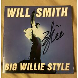Kyпить Will Smith Signed Autographed Cd Big Willie Style на еВаy.соm