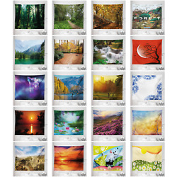 Ambesonne Nature Love Microfiber Tapestry Wall Hanging Decor in 5 Sizes