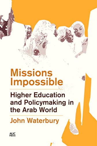GroßbritannienWaterbury  John-Missions Impossible (Higher  And Policymaking BOOKH NEU