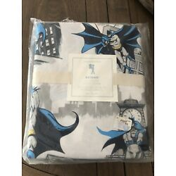 Kyпить NEW Pottery Barn Kids BATMAN CITYSCAPE Twin Duvet Cover Only на еВаy.соm