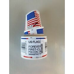 Kyпить USPS 2018 Forever Flag Stamps, Coil of 100, In original packaging, Free Shipping на еВаy.соm